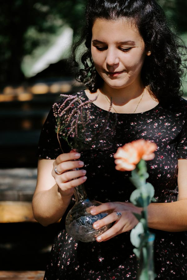 Federica Cosentino - Nature Wedding Planner
