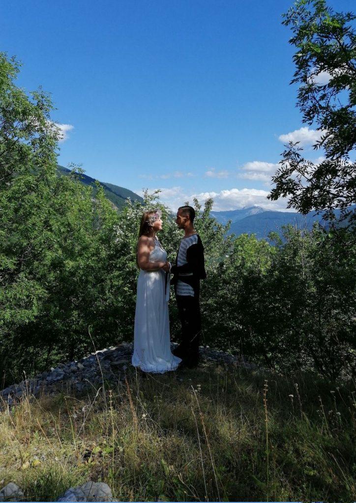 matrimonio celtico bardonecchia