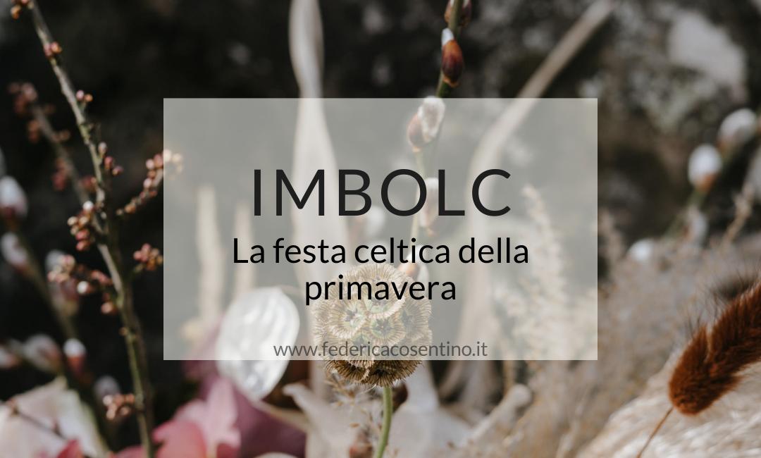 IMBOLC: la primavera celtica
