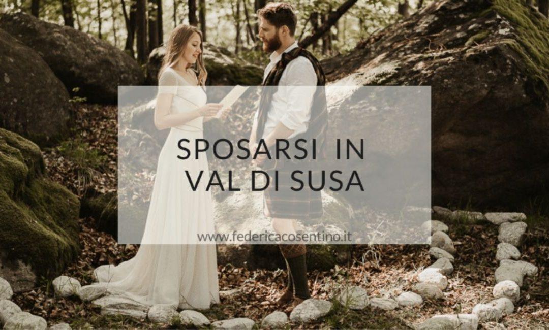 Sposarsi in Val di Susa