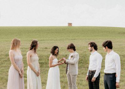 I riti per il tuo matrimonio simbolico